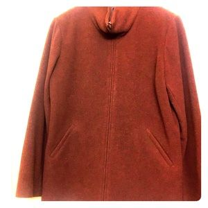 EILEEN FISHER JACKET  SIZE P/would fit a SZ 12 P
